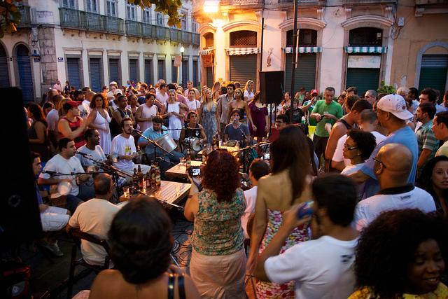 Samba da Ouvidor
