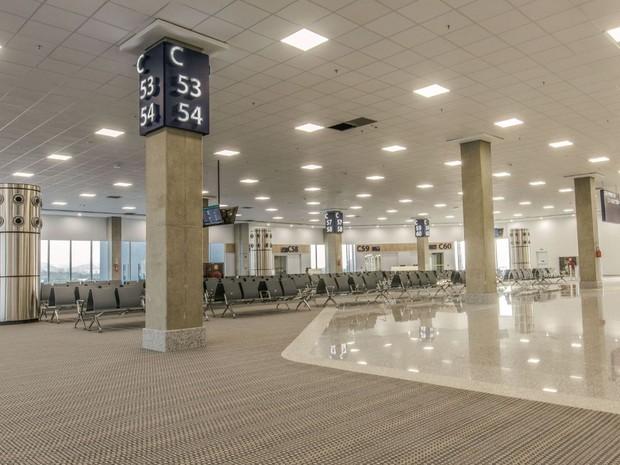 Até novembro, procedimentos de todas as aéreas será feito no T2 /Thiago Saramago/Divulgação