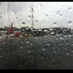 Mau tempo do Rio de janeiro fecha Aeroporto Santos Dumont