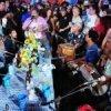 Além das rodas de samba, os bambas das antigas marcam presença para contar um pouco da história do samba